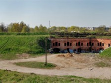 fort wschodni now panorama